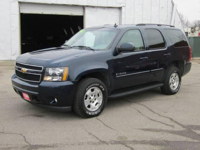 2007 chevrolet tahoe lt for sale in spencer iowa. Black Bedroom Furniture Sets. Home Design Ideas