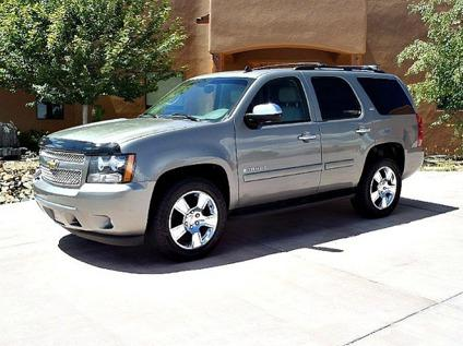 2007 chevrolet tahoe ltz 4x4 leather inside for sale in chicago illinois classified. Black Bedroom Furniture Sets. Home Design Ideas