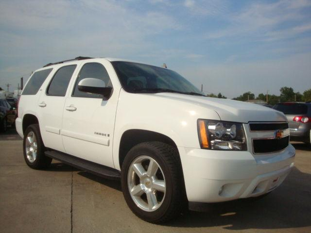 2007 chevrolet tahoe ltz for sale in skiatook oklahoma. Black Bedroom Furniture Sets. Home Design Ideas