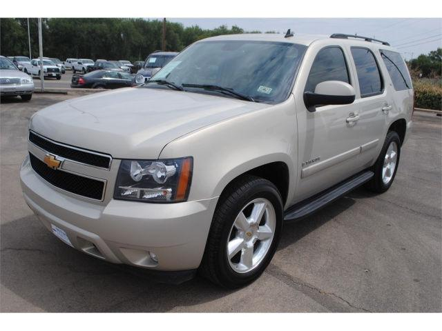 2007 chevrolet tahoe ltz for sale in snyder texas. Black Bedroom Furniture Sets. Home Design Ideas