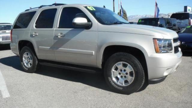 2007 chevrolet tahoe ltz for sale in albuquerque new. Black Bedroom Furniture Sets. Home Design Ideas