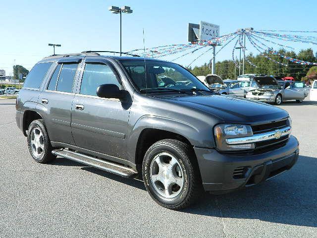 2007 Chevrolet Trailblazer Ls For Sale In Thomson Georgia