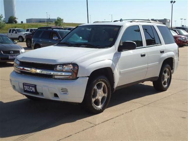 2007 Chevrolet Trailblazer Ls For Sale In Crete Nebraska