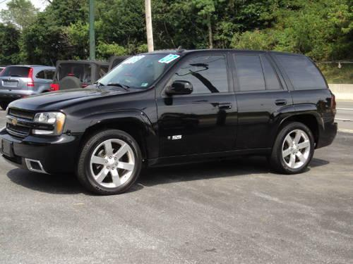 2007 Chevrolet TrailBlazer Sport Utility SS for Sale in ...