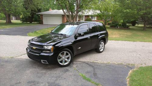 2007 chevrolet trailblazer ss awd priced to sell for sale in brighton michigan classified. Black Bedroom Furniture Sets. Home Design Ideas