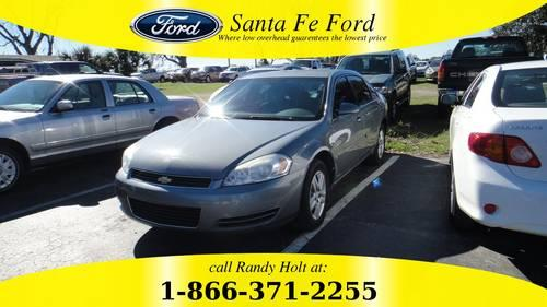 2007 Chevy Impala Gainesville FL 866-371-2255 near Lake