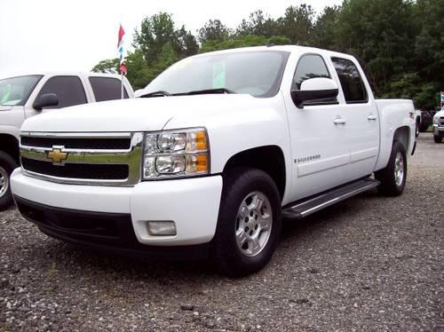 2007 chevy silverado crew cab z71 4x4 ltz for sale in lake view alabama classified. Black Bedroom Furniture Sets. Home Design Ideas