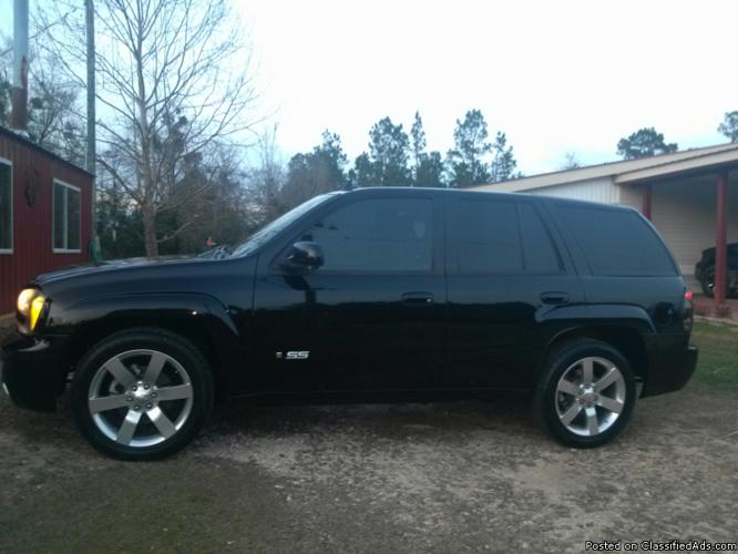 2007 chevy trailblazer ss for sale in molino florida. Black Bedroom Furniture Sets. Home Design Ideas