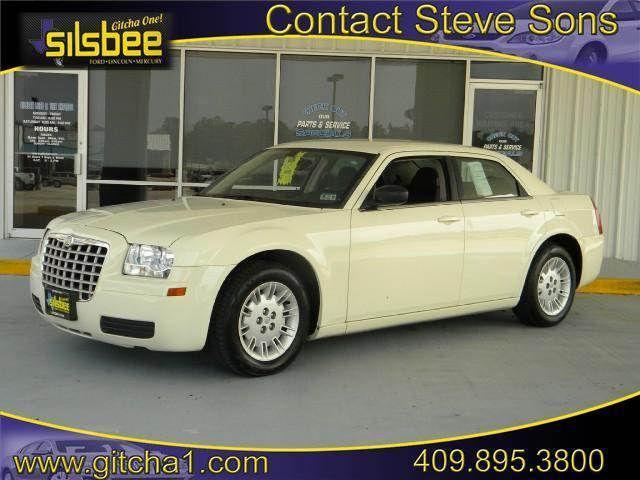 2007 Chrysler 300 Base For Sale In Silsbee Texas