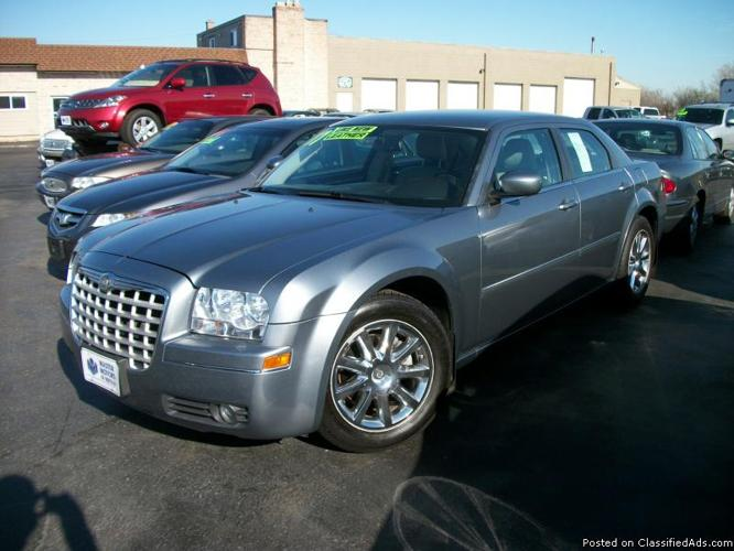 2007 chrysler 300 limited for sale in lockport new york for Master motors lockport ny
