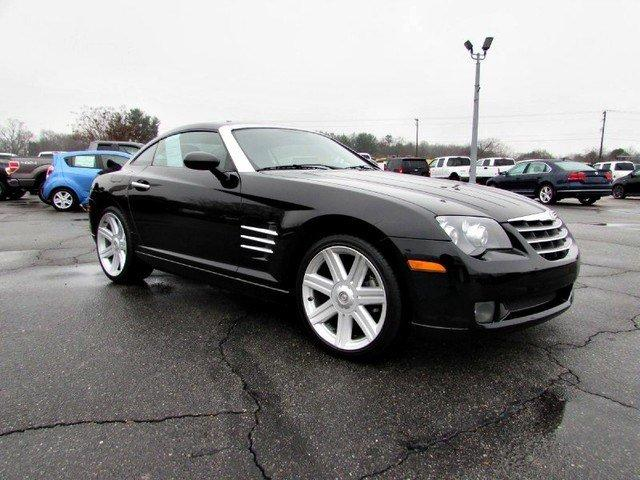 American Auto Sales Nc: 2007 Chrysler Crossfire Limited Madison, NC For Sale In