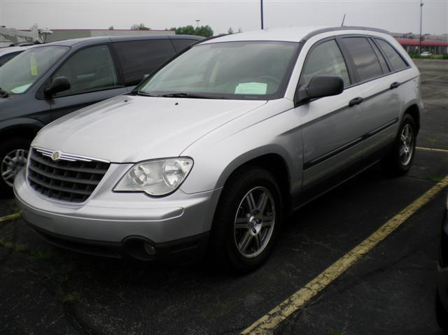2007 chrysler pacifica for sale in decatur indiana classified. Cars Review. Best American Auto & Cars Review