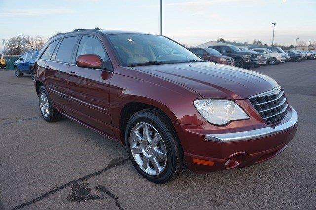 2007 chrysler pacifica limited awd limited 4dr wagon for sale in loveland colorado classified. Black Bedroom Furniture Sets. Home Design Ideas