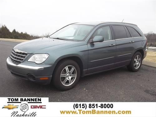 2007 chrysler pacifica suv touring for sale in am qui tennessee classified. Black Bedroom Furniture Sets. Home Design Ideas