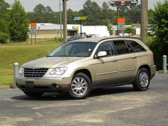 2007 chrysler pacifica touring for sale in dothan alabama classified. Black Bedroom Furniture Sets. Home Design Ideas