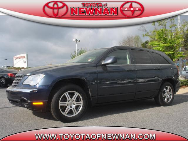 2007 chrysler pacifica touring for sale in newnan georgia classified. Black Bedroom Furniture Sets. Home Design Ideas