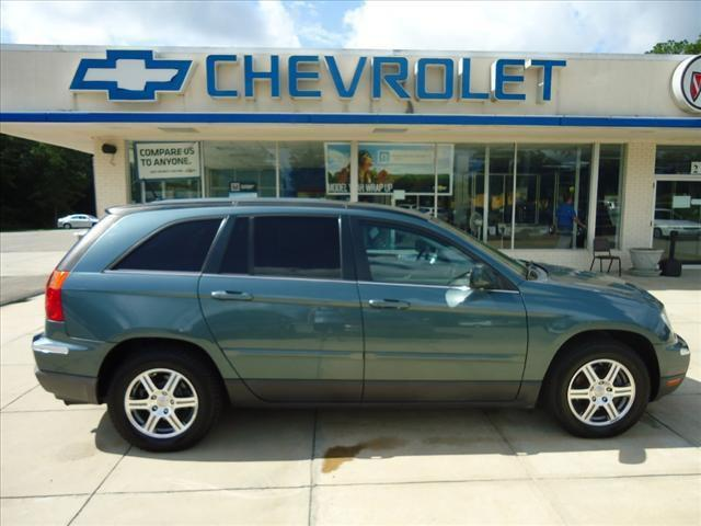 2007 chrysler pacifica touring for sale in quincy florida classified. Black Bedroom Furniture Sets. Home Design Ideas