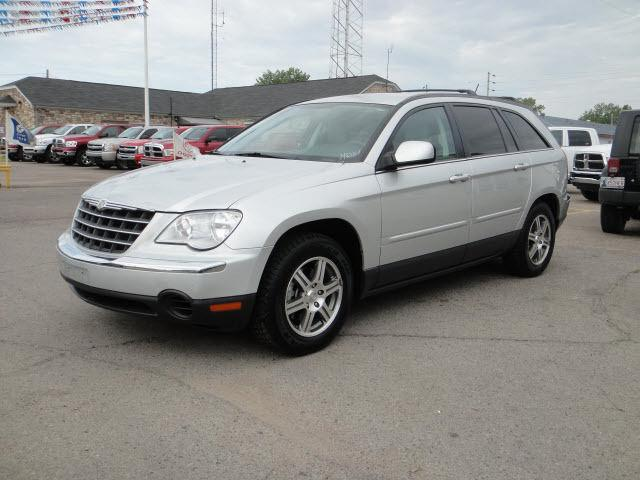 2007 chrysler pacifica touring for sale in ada oklahoma classified. Cars Review. Best American Auto & Cars Review