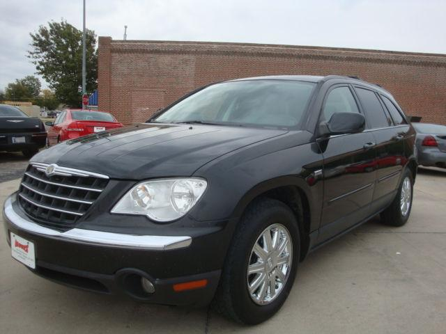 2007 chrysler pacifica touring for sale in skiatook oklahoma. Cars Review. Best American Auto & Cars Review