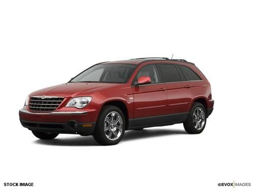 2007 chrysler pacifica wagon touring for sale in sparta michigan classified. Black Bedroom Furniture Sets. Home Design Ideas