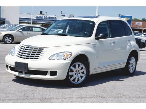 2007 chrysler pt cruiser 4 dr wagon touring for sale in wood river illinois classified. Black Bedroom Furniture Sets. Home Design Ideas