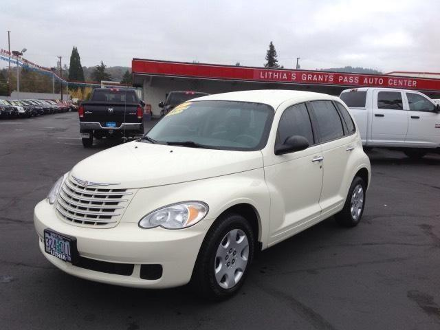 Lithia Grants Pass >> 2007 Chrysler PT Cruiser 4dr Front-wheel Drive Base Base ...