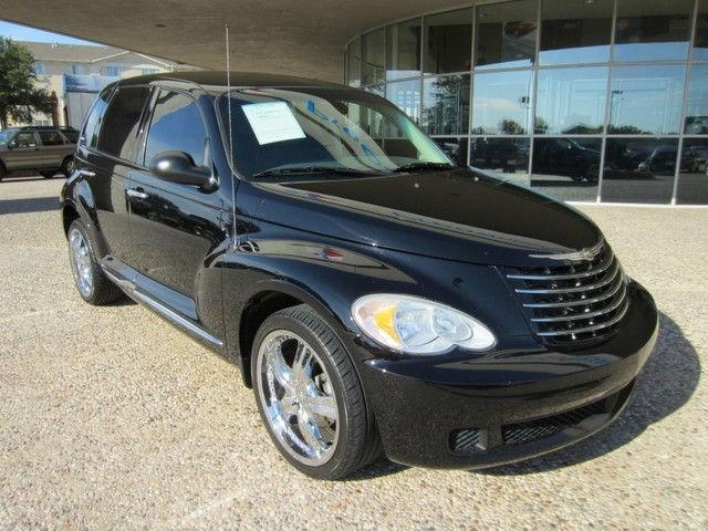 2007 chrysler pt cruiser base for sale in mckinney texas. Black Bedroom Furniture Sets. Home Design Ideas