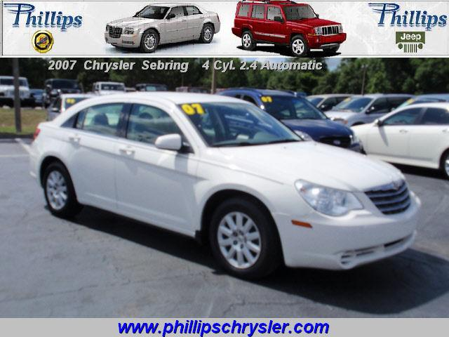 2007 chrysler sebring for sale in ocala florida. Black Bedroom Furniture Sets. Home Design Ideas