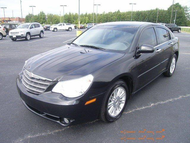 2007 chrysler sebring limited for sale in thomson georgia. Black Bedroom Furniture Sets. Home Design Ideas