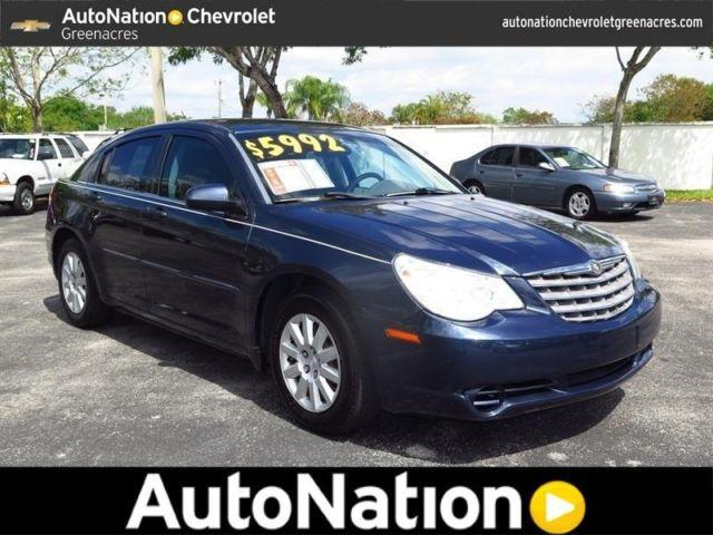 2007 chrysler sebring sdn for sale in greenacres florida. Black Bedroom Furniture Sets. Home Design Ideas
