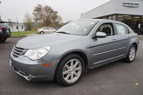 2007 chrysler sebring sdn sedan limited for sale in. Black Bedroom Furniture Sets. Home Design Ideas
