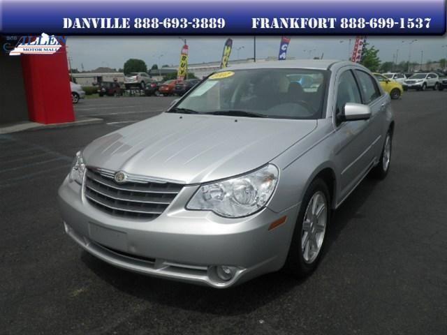 2007 Chrysler Sebring Sedan Limited for Sale in Danville ...
