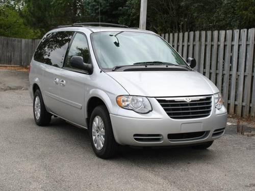 2007 chrysler town country lwb mini van passenger 4dr wgn lx for sale in lowell michigan. Black Bedroom Furniture Sets. Home Design Ideas