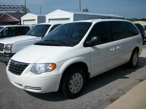 2007 chrysler town and country mini van lx for sale in decatur alabama classified. Black Bedroom Furniture Sets. Home Design Ideas