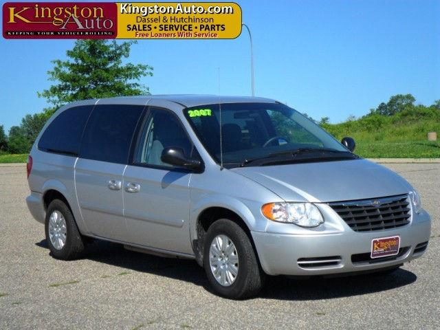 2007 chrysler town country lx for sale in dassel minnesota classified. Black Bedroom Furniture Sets. Home Design Ideas