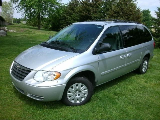 2007 chrysler town country lx for sale in zeeland michigan. Cars Review. Best American Auto & Cars Review