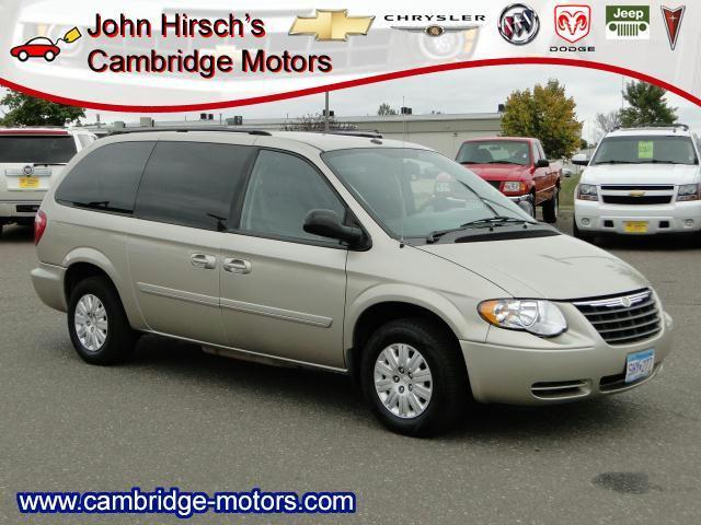 2007 chrysler town country lx for sale in cambridge minnesota. Cars Review. Best American Auto & Cars Review