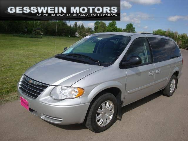 2007 chrysler town country touring for sale in milbank south dakota classified. Black Bedroom Furniture Sets. Home Design Ideas