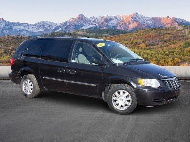 2007 chrysler town country touring trinidad co for sale in beshoar junction colorado. Black Bedroom Furniture Sets. Home Design Ideas