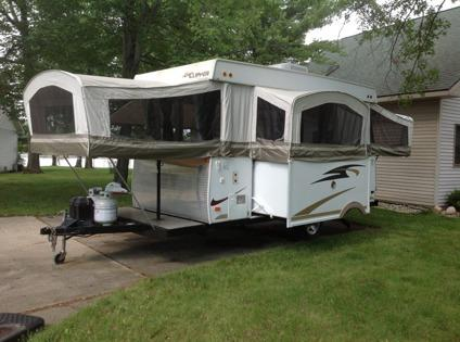 2007 Coachman Clipper High Side Pop Up Camper For Sale In