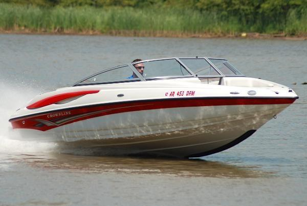 2007 Crownline 19SS