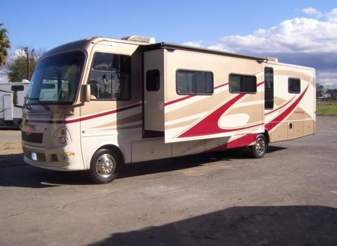 2007 Damon Challenger Class A 2007 Motorhome In Ceres Ca