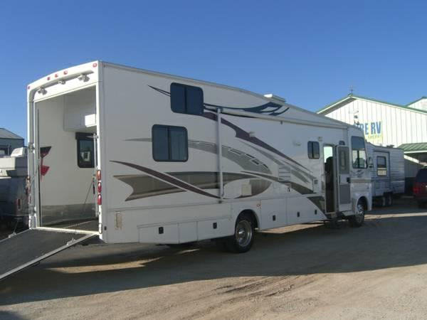 Unique A Toy Hauler RV Is A Fifth Wheel, Travel Trailer Or Motorhome With Builtin Interior Cargo Space For Motorcycles, Bikes, And Other Camping And Play Toys A Distinguishing Feature Of A Toy Hauler Is The Large Door In The Back Which Opens Down