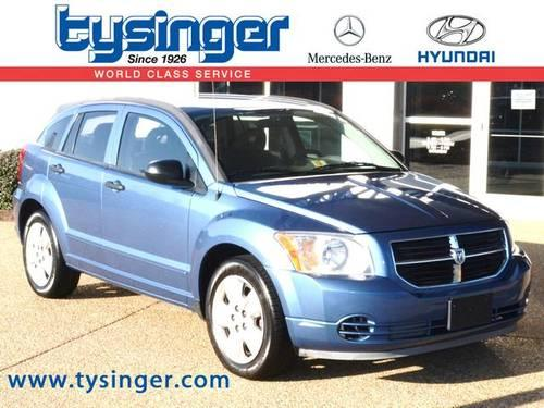2007 dodge caliber 4d hatchback sxt for sale in hampton Tysinger motor company