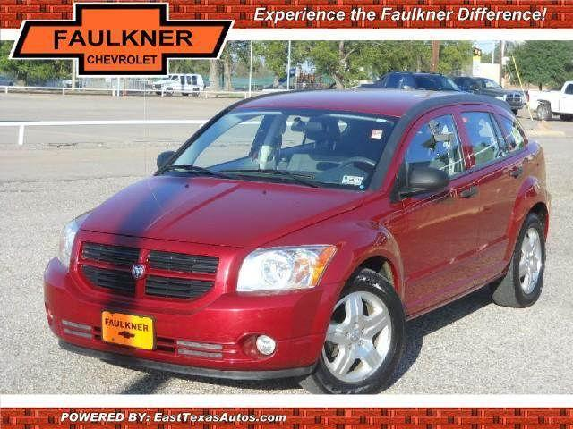 2007 dodge caliber sxt for sale in pittsburg texas classified. Black Bedroom Furniture Sets. Home Design Ideas