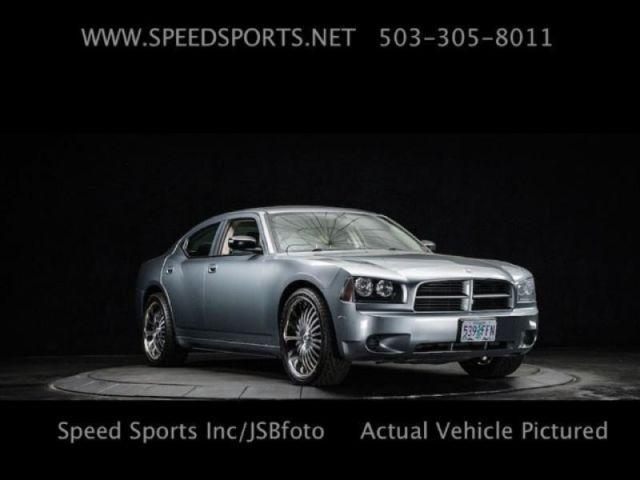 2007 Dodge Charger 22 inch wheels