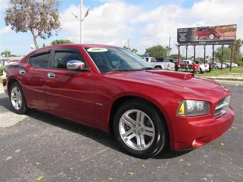 2007 Dodge Charger 4dr Sdn 5 Spd Auto R T Rwd For Sale In