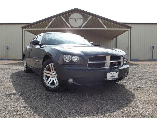 2007 dodge charger r t for sale in vernon texas classified. Cars Review. Best American Auto & Cars Review