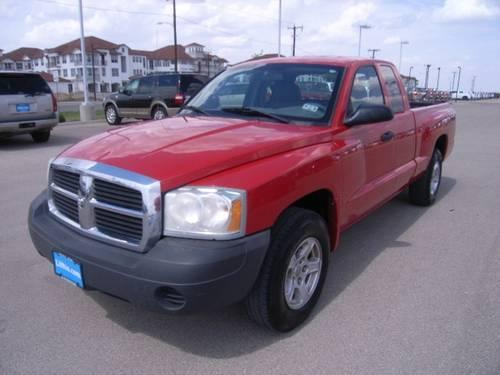 2007 dodge dakota 4x2 club cab 131 3 in wb st st for sale in odessa texas classified. Black Bedroom Furniture Sets. Home Design Ideas