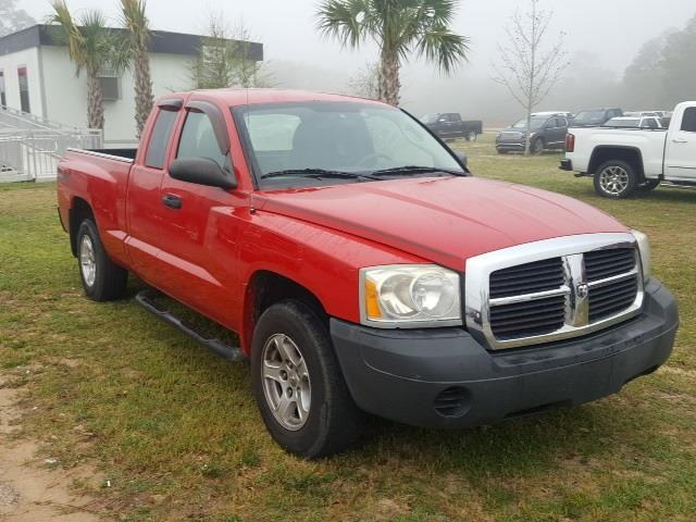 2007 Dodge Dakota ST 4x2 ST 4dr Club Cab SB
